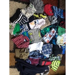 12-18 Boy Clothes Lot—43 ITEMS!!!
